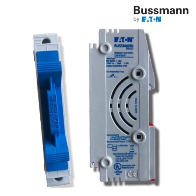 Bussmann_Eaton_1500_V.d.c_10-85mm_Fuse_Holders