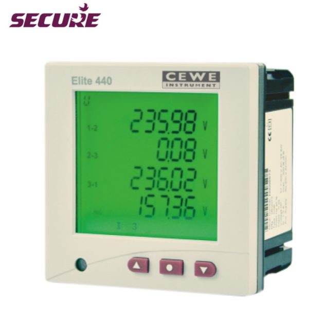 Elite_440_secure_meter_multipanel_instrument