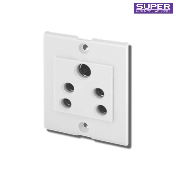 Lisha_super_6A_2x1_Socket
