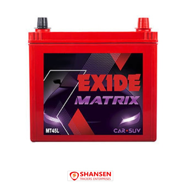 Exide_Matrix_Four_wheeler_battery
