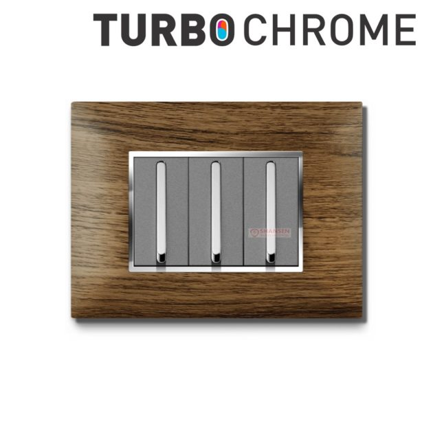 Turbo_Almond_wood_cover_plate
