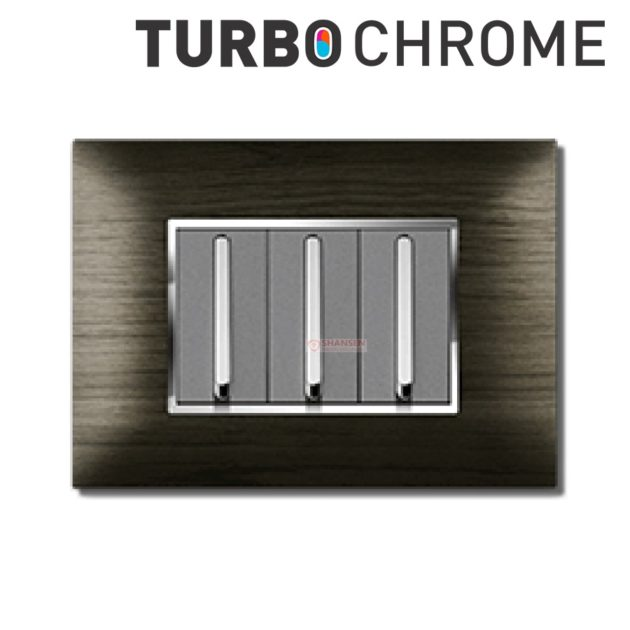 Turbochrome_Black_oak_cover_plate