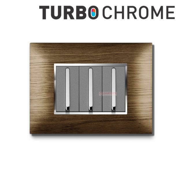 Turbochrome_Teak_wood_cover_plate