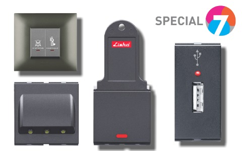 Lisha Special 7 Accessories